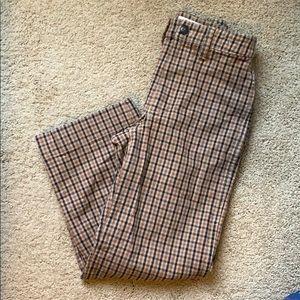 Madewell Slim Emmett Wide Leg Pant